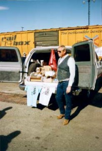 "Paul Koehler – 3751 Road Trip How he really earns his salary. ""Hey I got Train Stuff for Sale"""